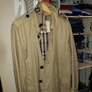 Burberry Trench Rain Coat